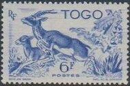 Togo 1947 Native Scenes n