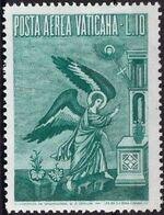 Vatican City 1956 Archangel Gabriel b