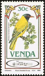 Venda 1985 Songbirds c