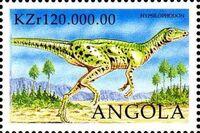 Angola 1998 Prehistoric Animals (3rd Group) c