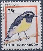 Antigua and Barbuda 1995 Birds i
