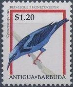 Antigua and Barbuda 1995 Birds k