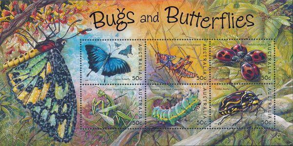 Australia 2003 Bugs and Butterflies h
