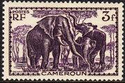 Cameroon 1939 Pictorials z