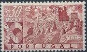 Portugal 1946 Portuguese Castles b