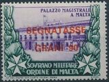 Sovereign Military Order of Malta 1975 Postage Due Stamps g