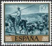 Spain 1964 Painters - Joaquin Sorolla y Bastida f
