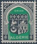 Algeria 1947 Coat of Arms (1st Group) k