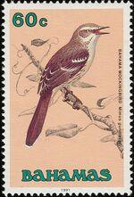 Bahamas 1991 Birds k