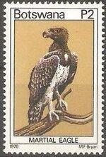 Botswana 1978 Birds of Botswana p