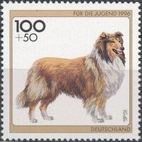 Germany-Unified 1996 Dogs d