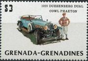 Grenada Grenadines 1983 The 75th Anniversary of Ford T i