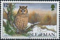 Isle of Man 1988 Christmas a
