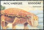 Mozambique 2002 Dinosaurs p