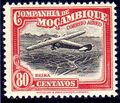 Mozambique Company 1935 Inauguration of the Airmail (2nd Issue) j.jpg