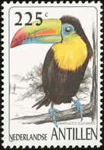 Netherlands Antilles 1997 Birds j