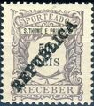 St Thomas and Prince 1913 Postage Due Stamps - 2nd Overprint j.jpg