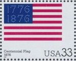 United States of America 2000 The Stars and Stripes p