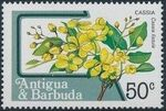 Antigua and Barbuda 1983 Fruits and Flowers l