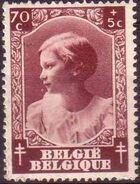 Belgium 1937 Princess Joséphine-Charlotte e