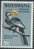 Botswana 1967 Birds f