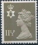 Great Britain - Northern Ireland 1981 Machins a