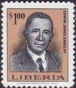 Liberia 1966 Liberian Presidents i
