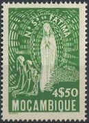 Mozambique 1948 Lady of Fatima c