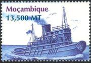 Mozambique 2002 Ships l