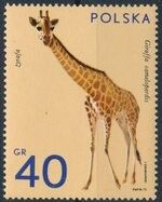 Poland 1972 Zoo Animals b