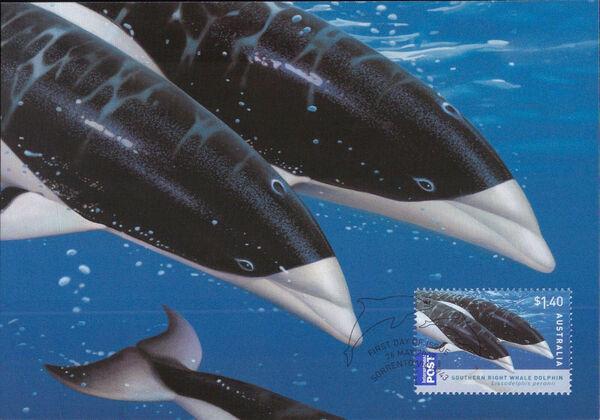 Australia 2009 WWF - Dolphins of the Australian Coastline MCc