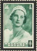 Belgium 1935 Queen Astrid Memorial Issue c