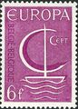 Belgium 1966 Europa b.jpg