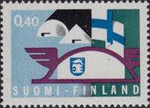 Finland 1969 50th Anniversary of the Finnish Fair Society a