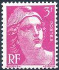 France 1948 Marianne type Gandon a