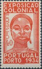 Portugal 1934 1st Portuguese Colonial Exhibition b