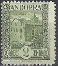Andorra-Spanish 1929 Local Motifs a
