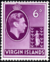 British Virgin Islands 1938 George VI and Seal of the Colony g