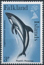 Falkland Islands 1980 Porpoises & Dolphins a