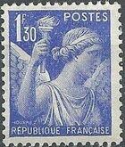 France 1940 Iris (2nd Group) c