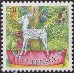 Guernsey 1989 Christmas k