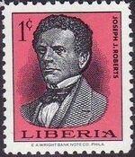 Liberia 1966 Liberian Presidents a