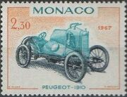 Monaco 1967 Automobiles n
