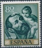 Spain 1963 Painters - José de Ribera d