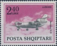 Albania 1992 Development of Aviation f