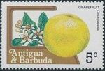 Antigua and Barbuda 1983 Fruits and Flowers d