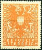 Austria 1945 Coat of Arms k