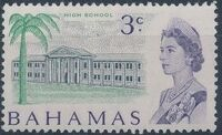 Bahamas 1967 Local Motives - Definitives c