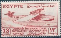 Egypt 1933 International Aviation Congress c