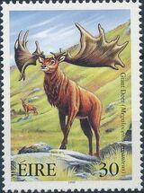 Ireland 1999 Extinct Irish Animals b